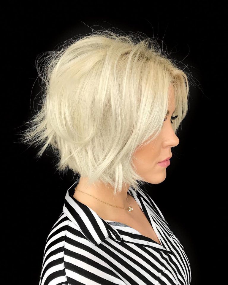e03e4d03503b0 Top 10 Best Short Bob Hairstyles for Summer, Short Haircuts 2019 ...