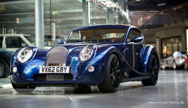 Steampunk on wheels: The Morgan Aero Coupe - Page 4 | Wheels, Cars ...