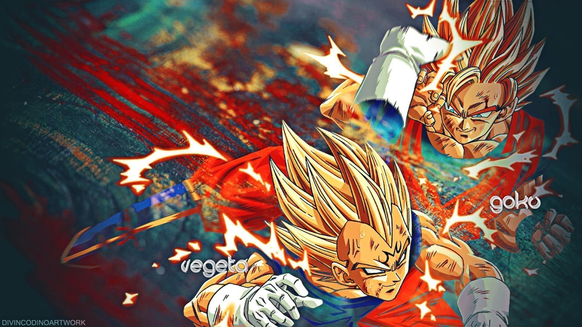 10 Best Dragon Ball Z Desktop Wallpapers Full Hd 1920 1080 For Pc
