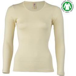 Photo of Engel ladies shirt long sleeve Engel natural textiles