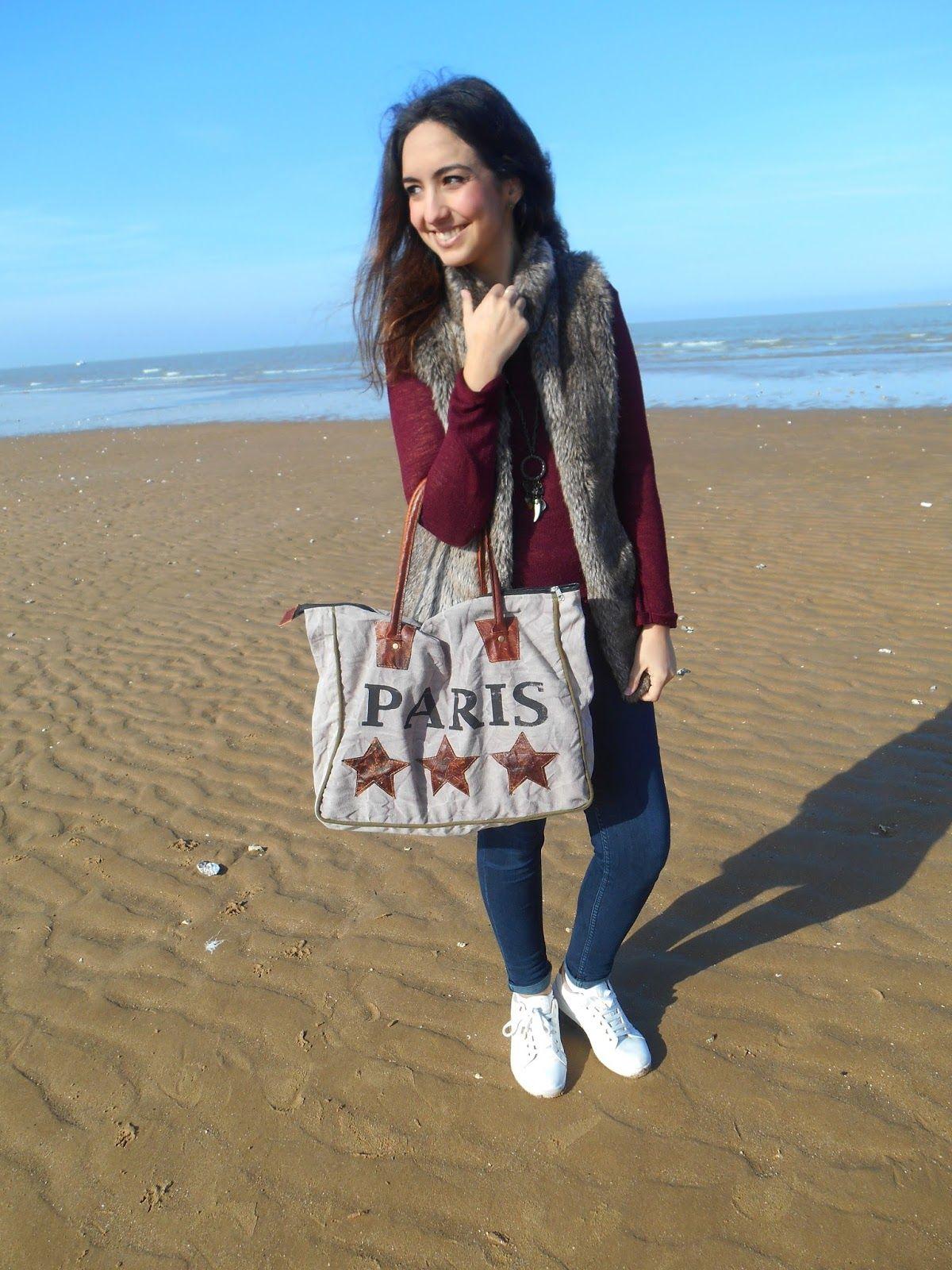 PLAYA EN INVIERNO   All about Style   Pinterest   Playa Invierno y Blog