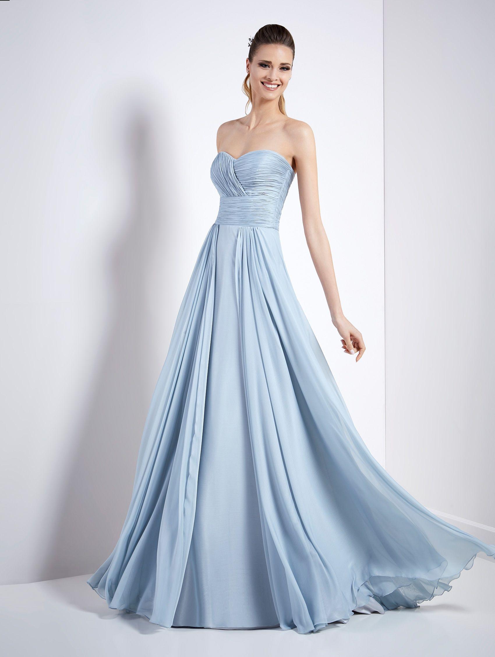 0341038d87ab Moda sposa 2018 - Collezione CERIMONIA NICOLE. CEAB18240. Abito da sposa  Nicole.