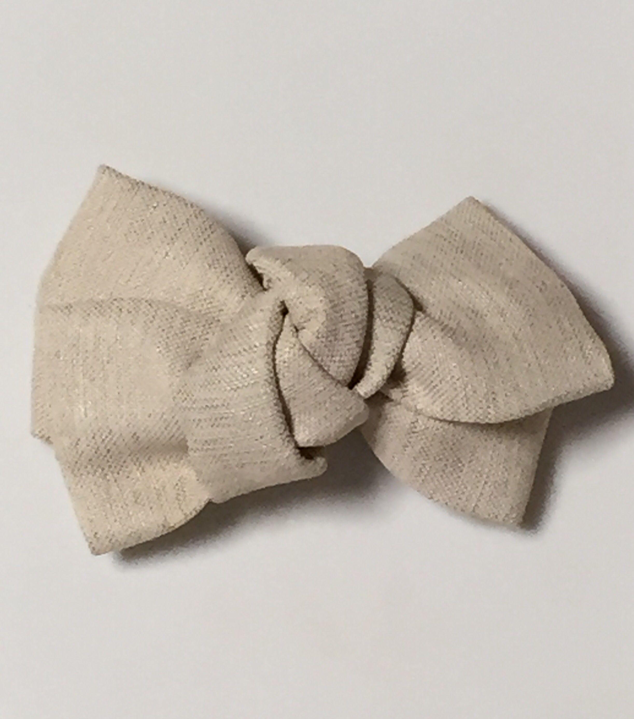 大人のためのリボンバレッタの作り方 その他 ファッション小物 アトリエ