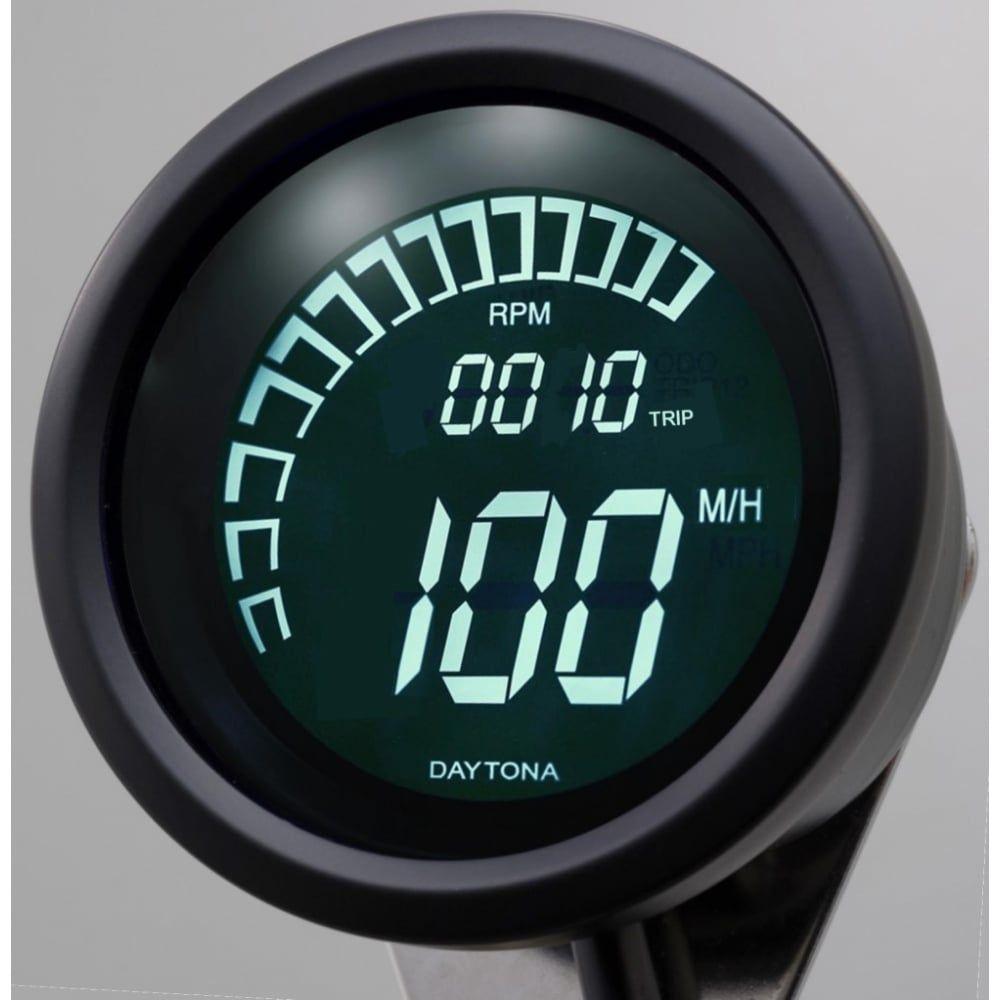 hight resolution of velona dark multifunction gauge