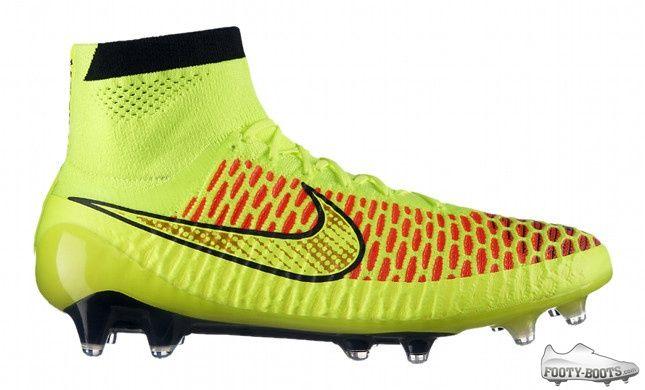 nike sock boots junior