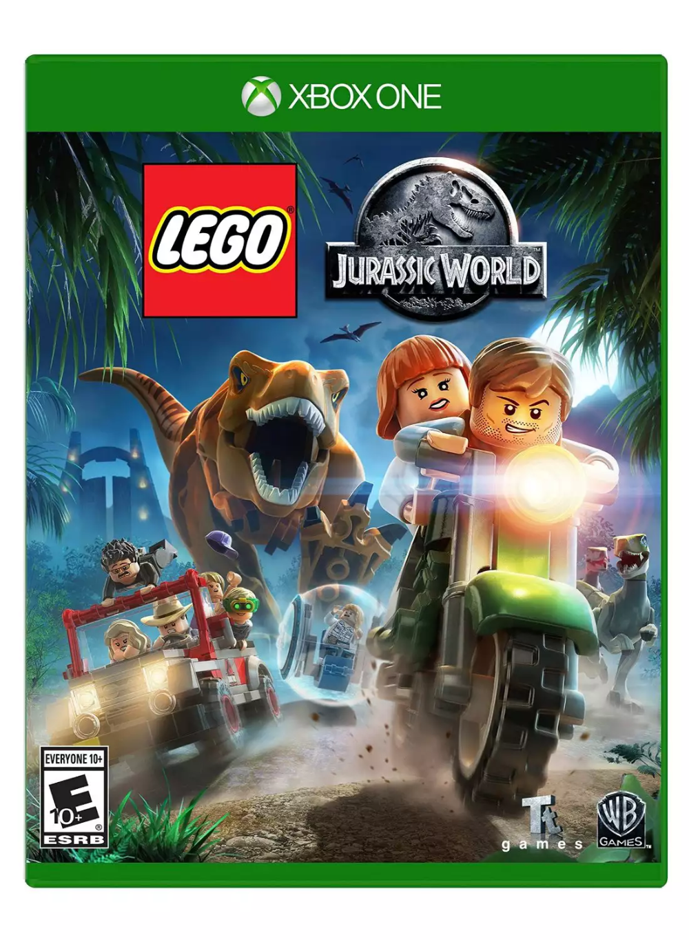 The 10 Best Xbox One Kids Games Of 2020 Lego Jurassic World Lego Jurassic World Game Jurassic World