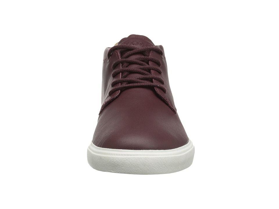19d06a24d Lacoste Espere Chukka 317 1 Men s Shoes Dark Brown
