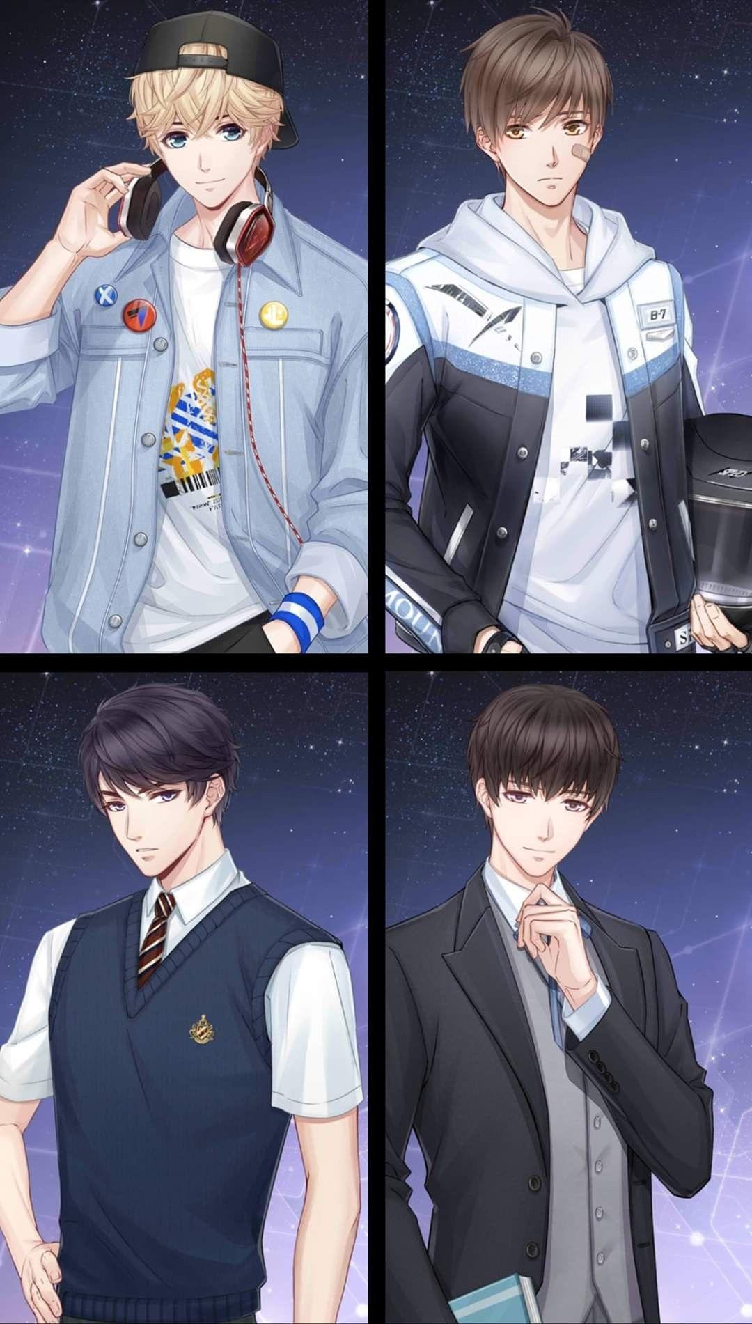 hình ảnh các oppa siêu đẹp trai di 2020 Anime anak laki