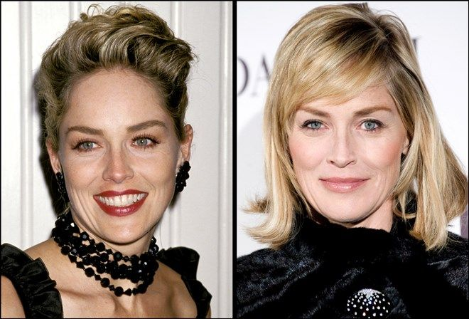 Fading stars or better than ever? How famous faces are aging