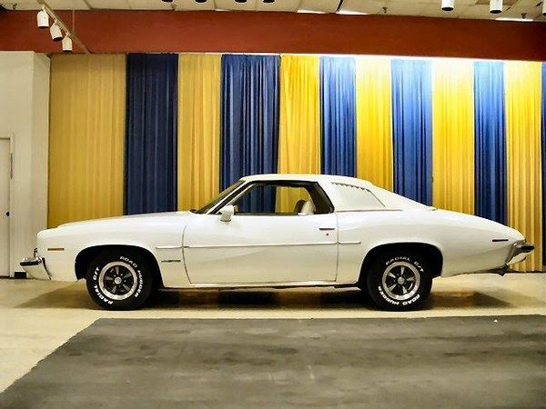 Pontiac Lemans Sport Coupe: 1973 #cars #coches #carros