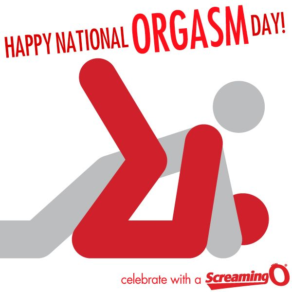 What Day Is National Orgasm Day