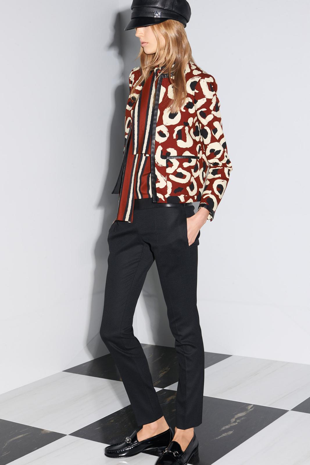 For Gucci Pre-Fall 2014