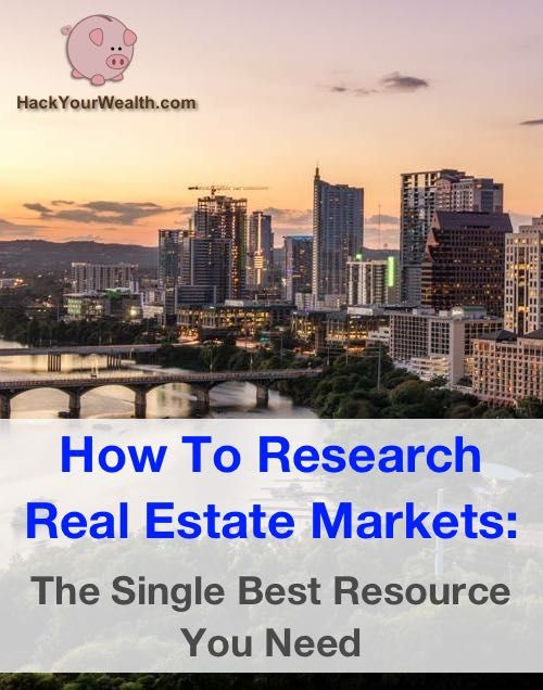 How to research real estate markets the single best resource you - rental property analysis spreadsheet 2