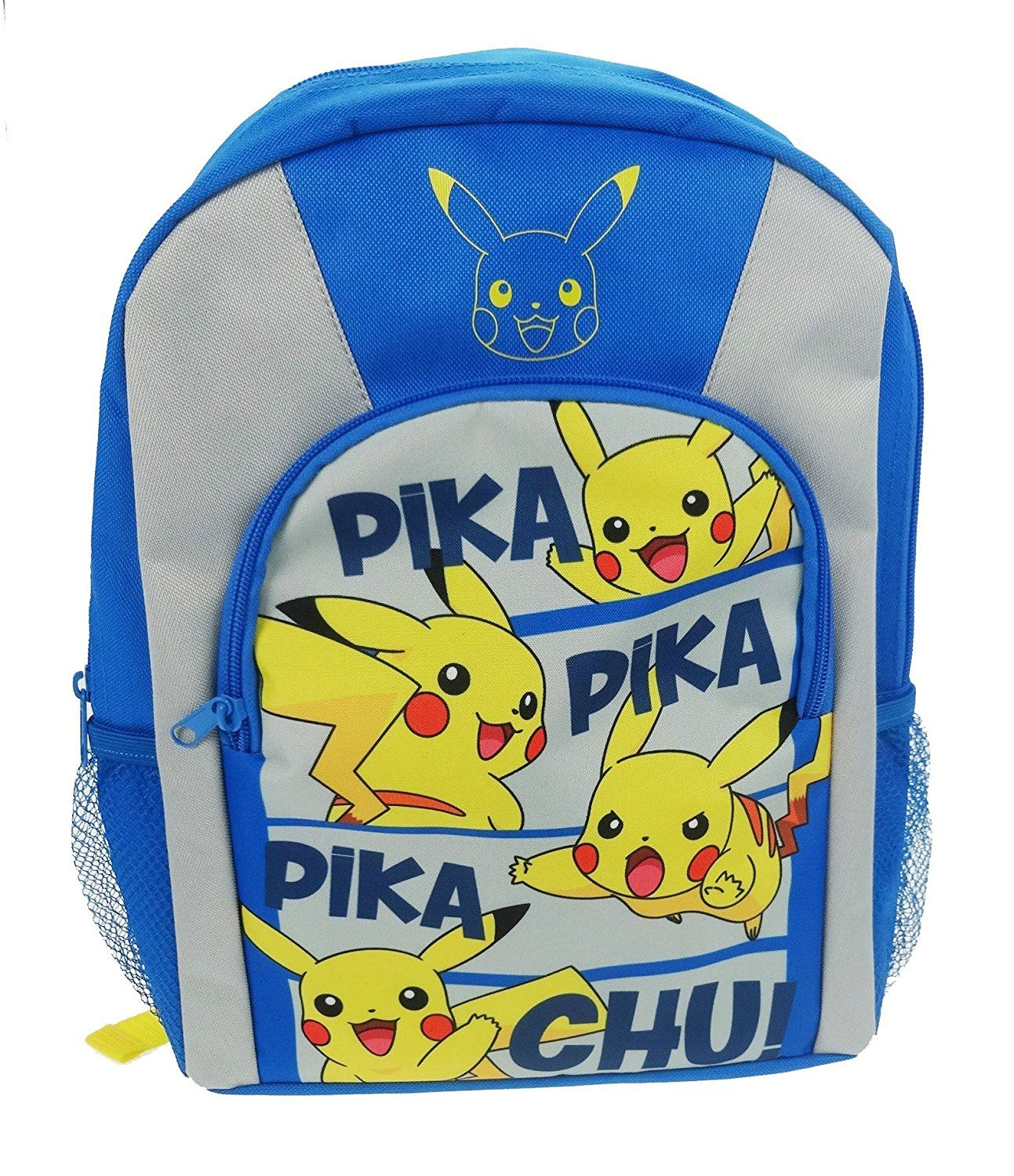 3ae564ad12 Childrens - Pokemon Pikachu School College Backpack Bag -- For more  information