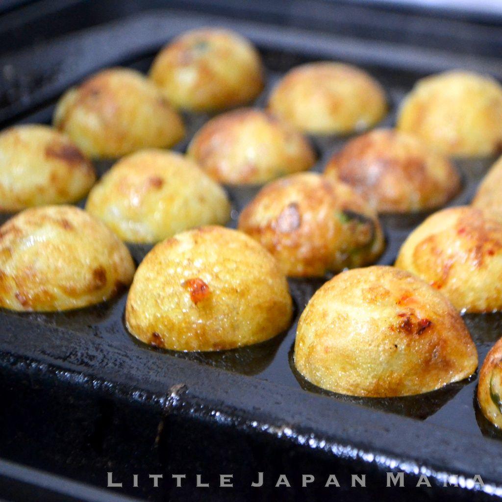 little japan mama Perfect Takoyaki, from Plain Flour