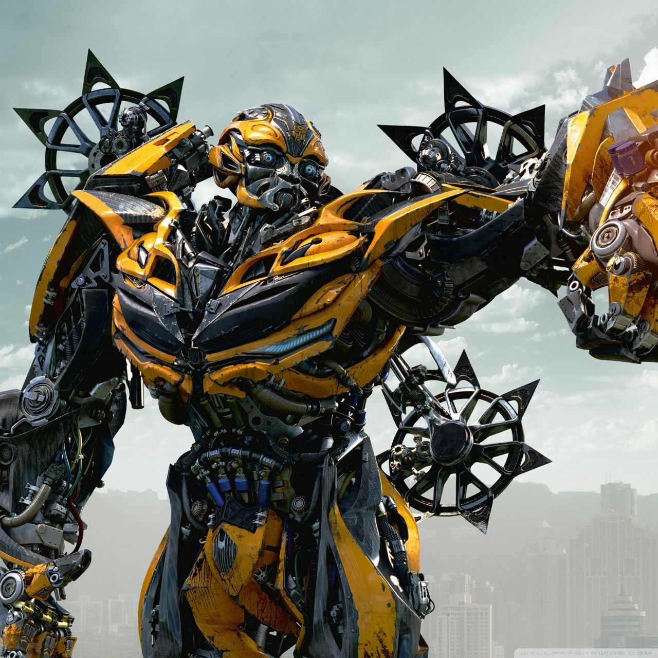 transformer bumblebee wallpaper free download | 3d wallpapers