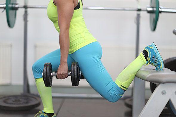 Training buttocks / Minifitness blog