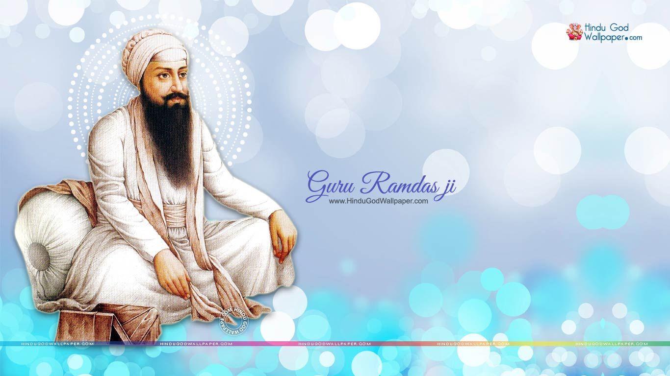 Guru Ram Das Ji HD Wallpapers | Guru pics, Guru ram das, Hd images