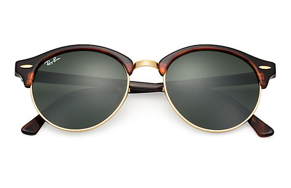 ray ban clubmaster classic tortoise  Ban Clubround Classic Tortoise , RB4246