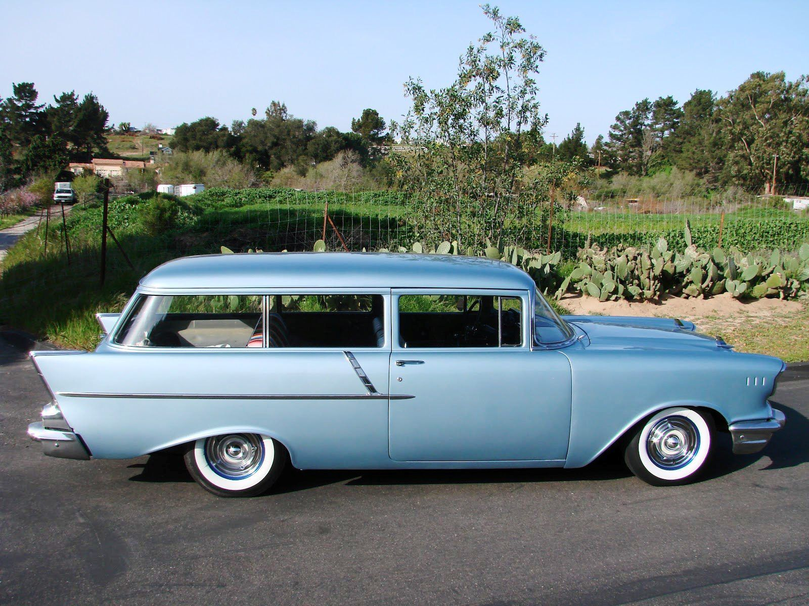 1957 Chevrolet 150 Handyman Station Wagon Station Wagon Classic Cars Trucks Station Wagon Cars