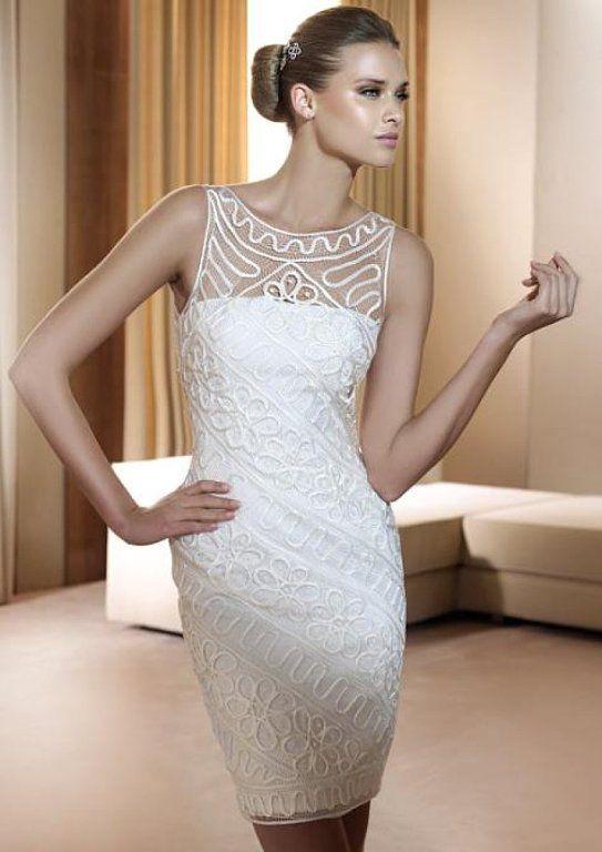 Vestidos cortos para boda civil en monterrey