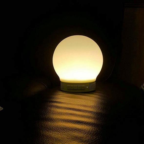 emoi smart lamp speaker, perfect bedroom light and nice Bluetooth ...