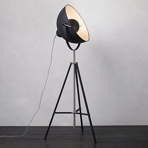 Buy It S About Romi Hollywood Floor Lamp Black Online At