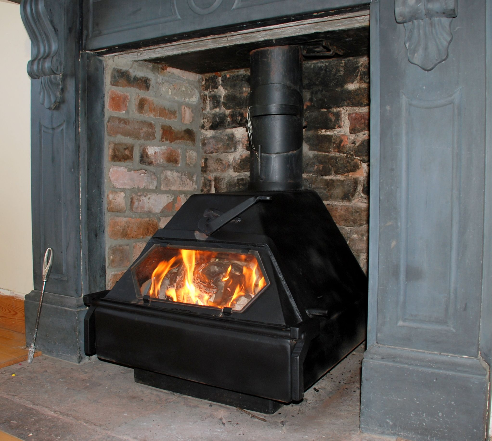 The Aztec The Only Pure Wood Burner We Make A Favourite For A