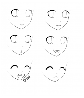 How To Draw Anime For Kids Step By Step Drawing Guide By Jedec Anime Face Drawing Reference Hey Ya Ll I Love Daw Anime Lips Drawing People Nose Drawing