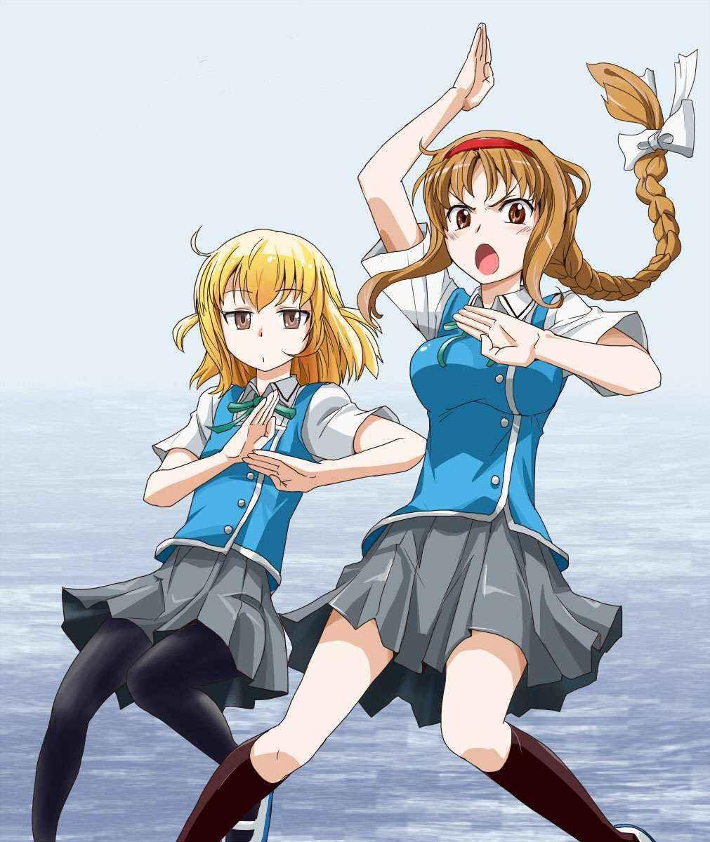 Siguiente página D frag, Anime, Anime style