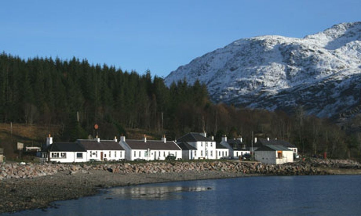 Scotland The Old Forge Inverie Knoydart Mallaig -