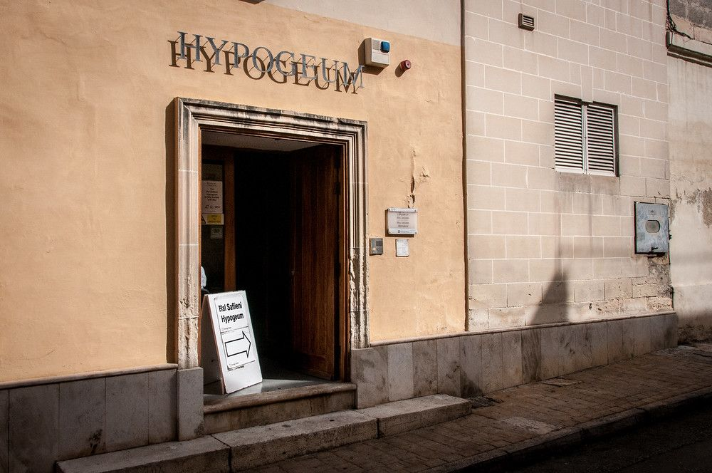 UNESCO World Heritage Site #280: Ħal Saflieni Hypogeum