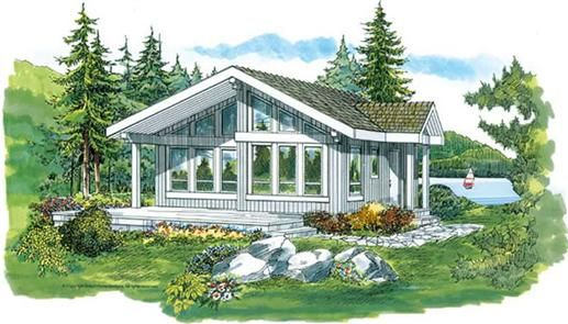 Beachfront Vacation Homes House Plans Home Design Sea217 7220 Modern Contemporary House Plans Contemporary House Plans Craftsman Style House Plans
