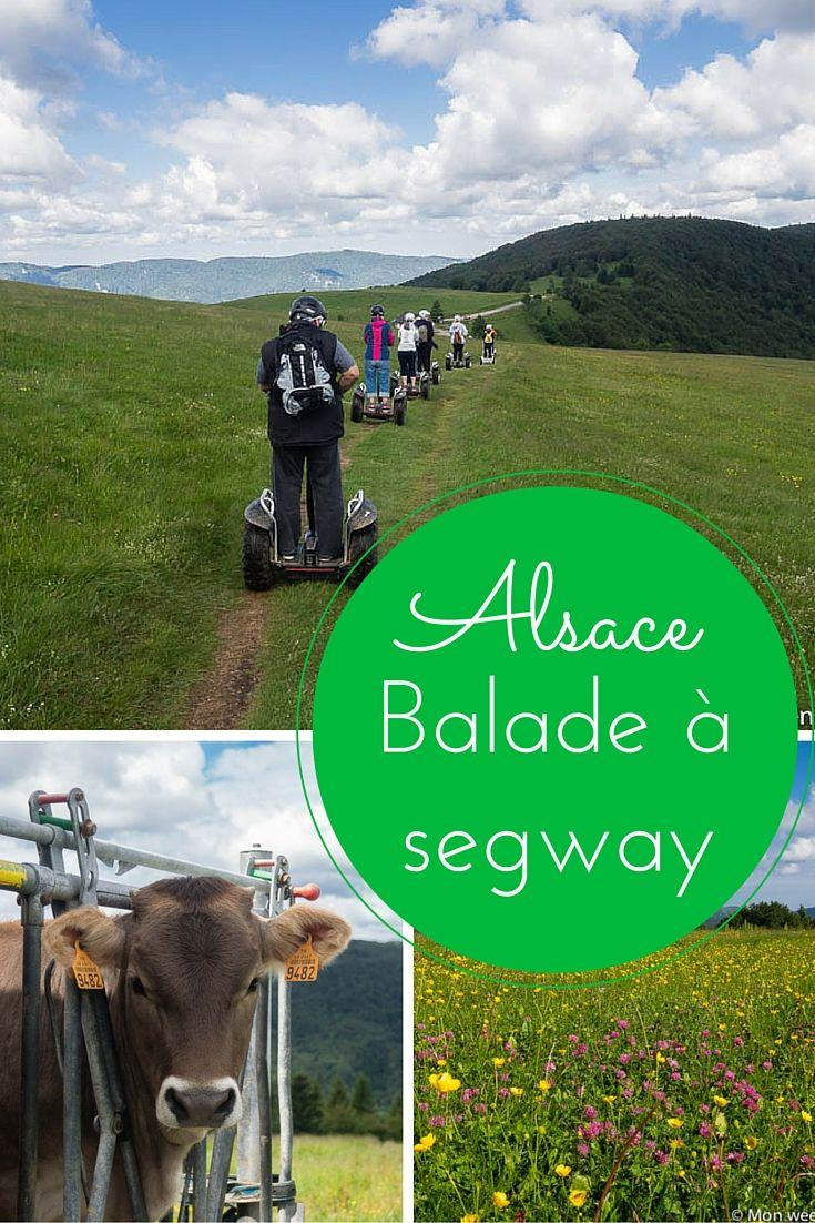 Balade A Segway En Alsace Avec Fun Moving Balade Route Du Vin Recit De Voyage