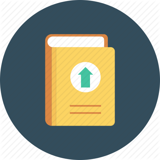 Arrow Book Content Up Upload Icon Icon Download On Iconfinder Book Icons Icon Icon Company