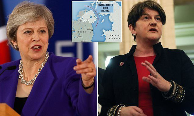 No-Deal Brexit WILL mean a border in the Irish Sea, leaked letter says #irishsea They CAN'T control our own borders what makes you think then can control this one ??? No-Deal Brexit WILL mean a border in the Irish Sea, leaked letter says #irishsea No-Deal Brexit WILL mean a border in the Irish Sea, leaked letter says #irishsea They CAN'T control our own borders what makes you think then can control this one ??? No-Deal Brexit WILL mean a border in the Irish Sea, leaked letter says #irishsea No-D #irishsea