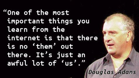 Douglas Adams - Them