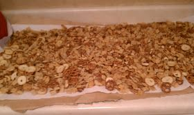 After We Tied The Knott...: Food Friday (Sunday): Chex Mix