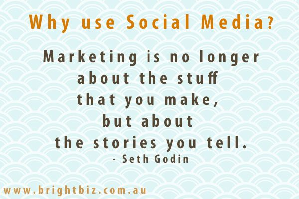 Why You Use Social Media  Social Media Quotes    Media