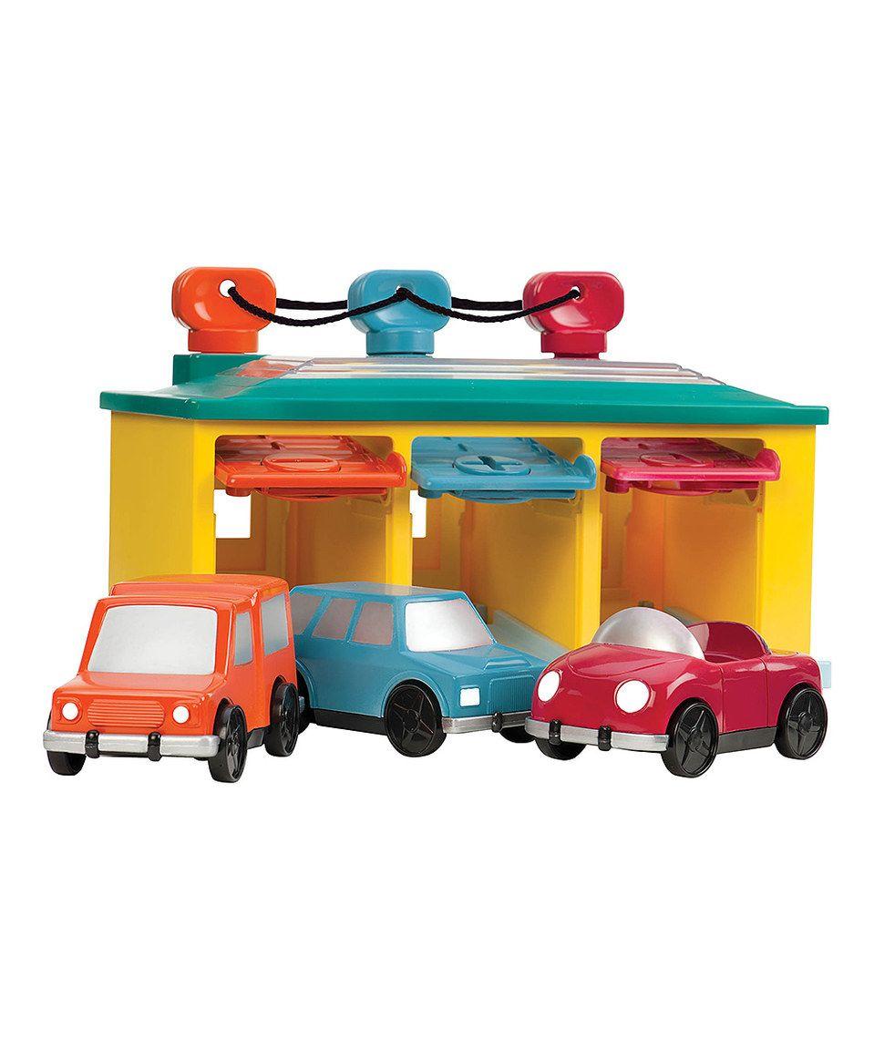 Look At This Zulilyfind Three Car Garage By Battat