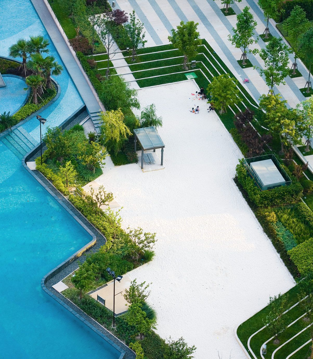 Modern Atlanta Landscape Design: Landscape Architecture