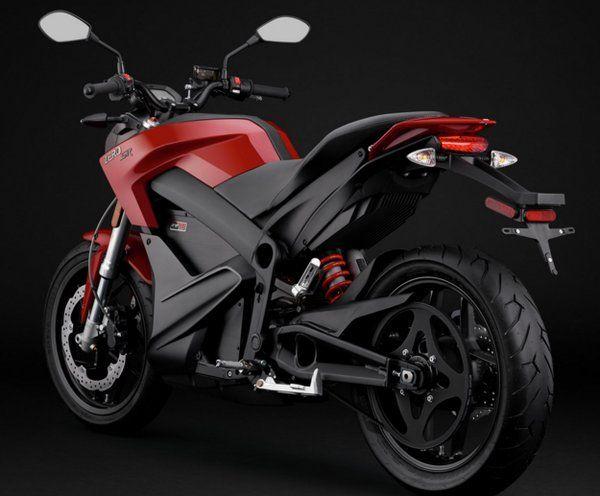 Zero Sr Electric Motorbike 2105 Almost Maintenance Free