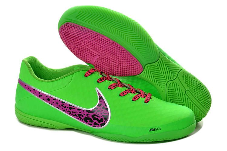 fe1e82ab5 Best Nike Elastico Finale II Indoor Soccer Shoes Sale Mint Pink Lime ...
