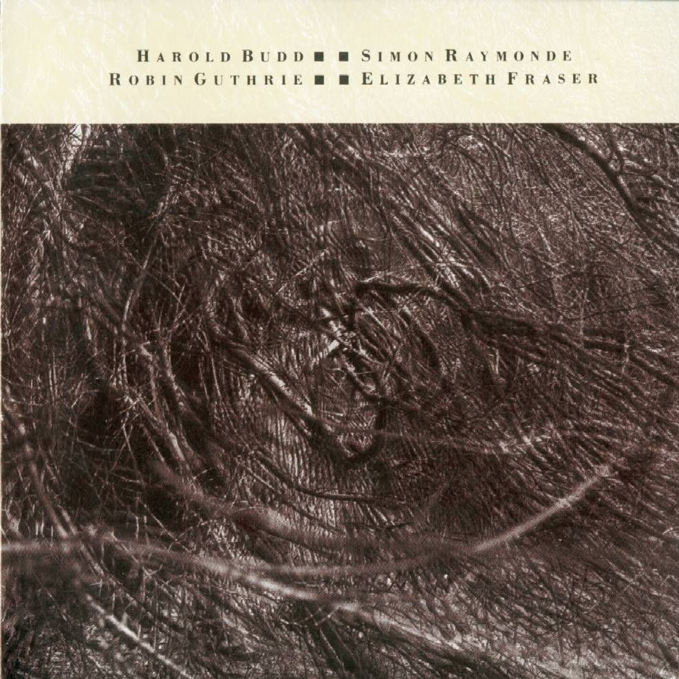 The Moon And The Melodies 1986 By Harold Budd And