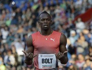 Blog Esportivo do Suíço:  Bolt melhora marca do ano e vence a prova dos 100m na República Tcheca a prova dos 100m...