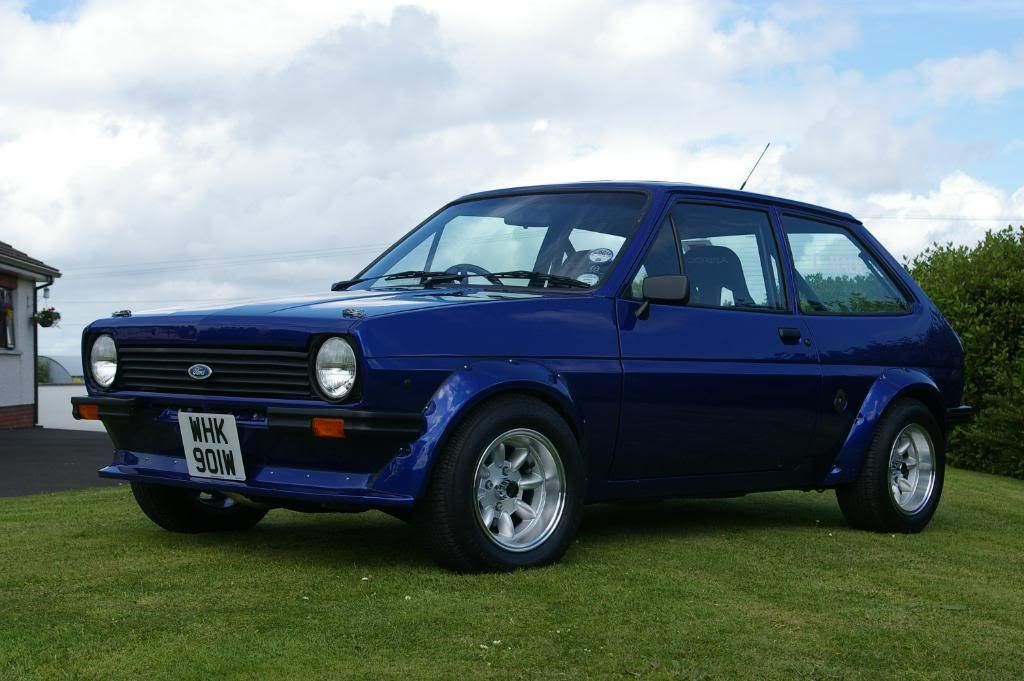 ford fiesta mk1 classic - photo #9