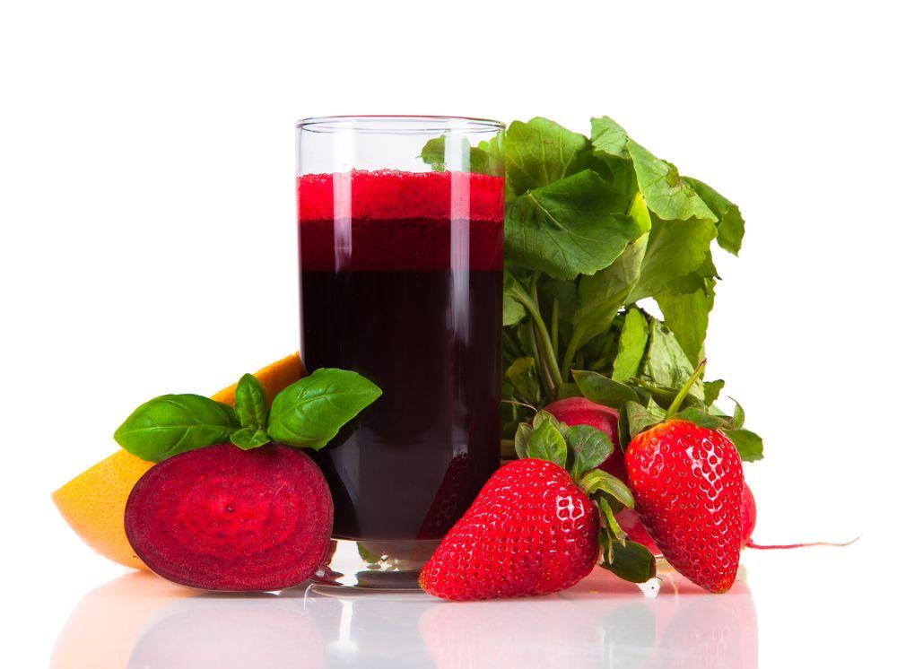 Berry red detox juice nutribullet recipes detox drinks