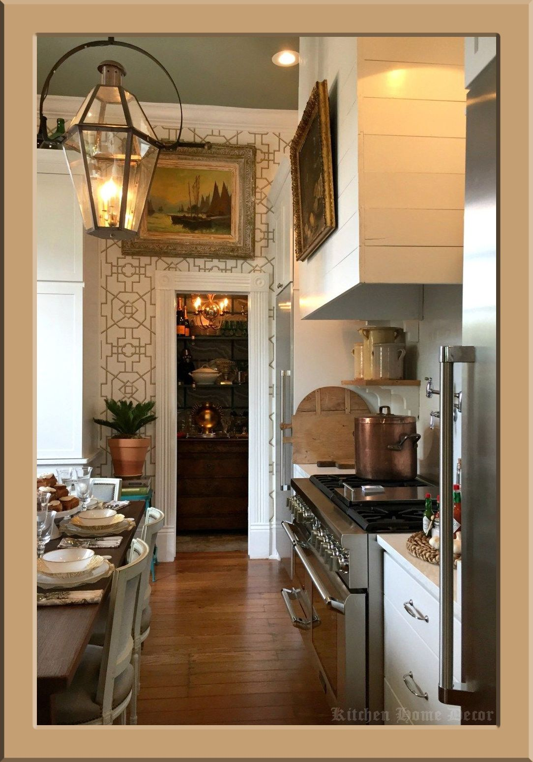 What Could Kitchen Decor Do To Make You Switch?