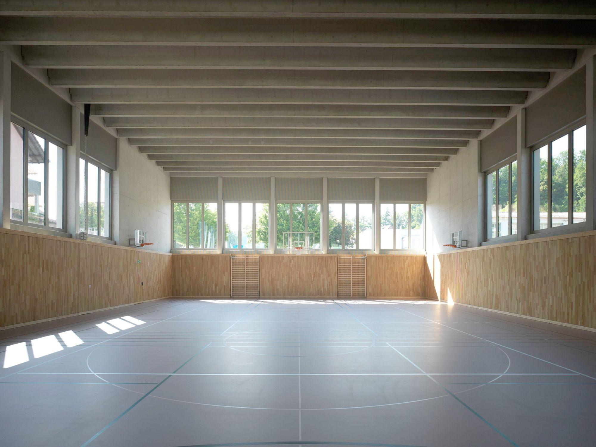 Kein Sport Im Singsaal Turnhalle Und Schulumbau Im Kanton Zürich