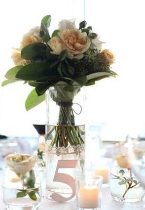 QUIERO UNA BODA PERFECTA: 1, 2, 3... ¿numeramos las mesas?